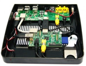 raspberry pi media center case 2